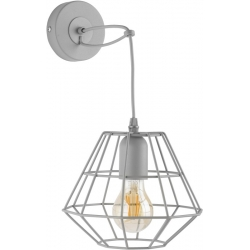 TK LIGHTING 2182 KINKIET DIAMOND